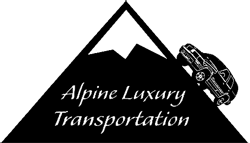 Alpine Luxury Transportation Logo